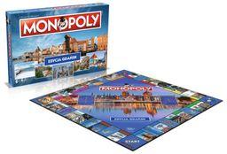 Monopoly Gdańsk ZAKŁADKA DO KSIĄŻEK GRATIS DO KAŻDEGO ZAMÓWIENIA