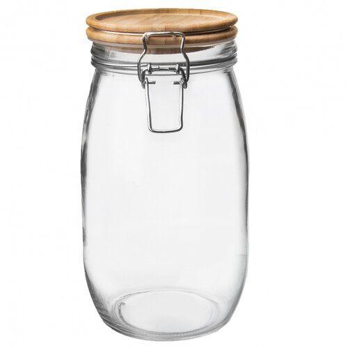 Orion Pojemnik szklany z zamknięciem na klips, 2,3 l
