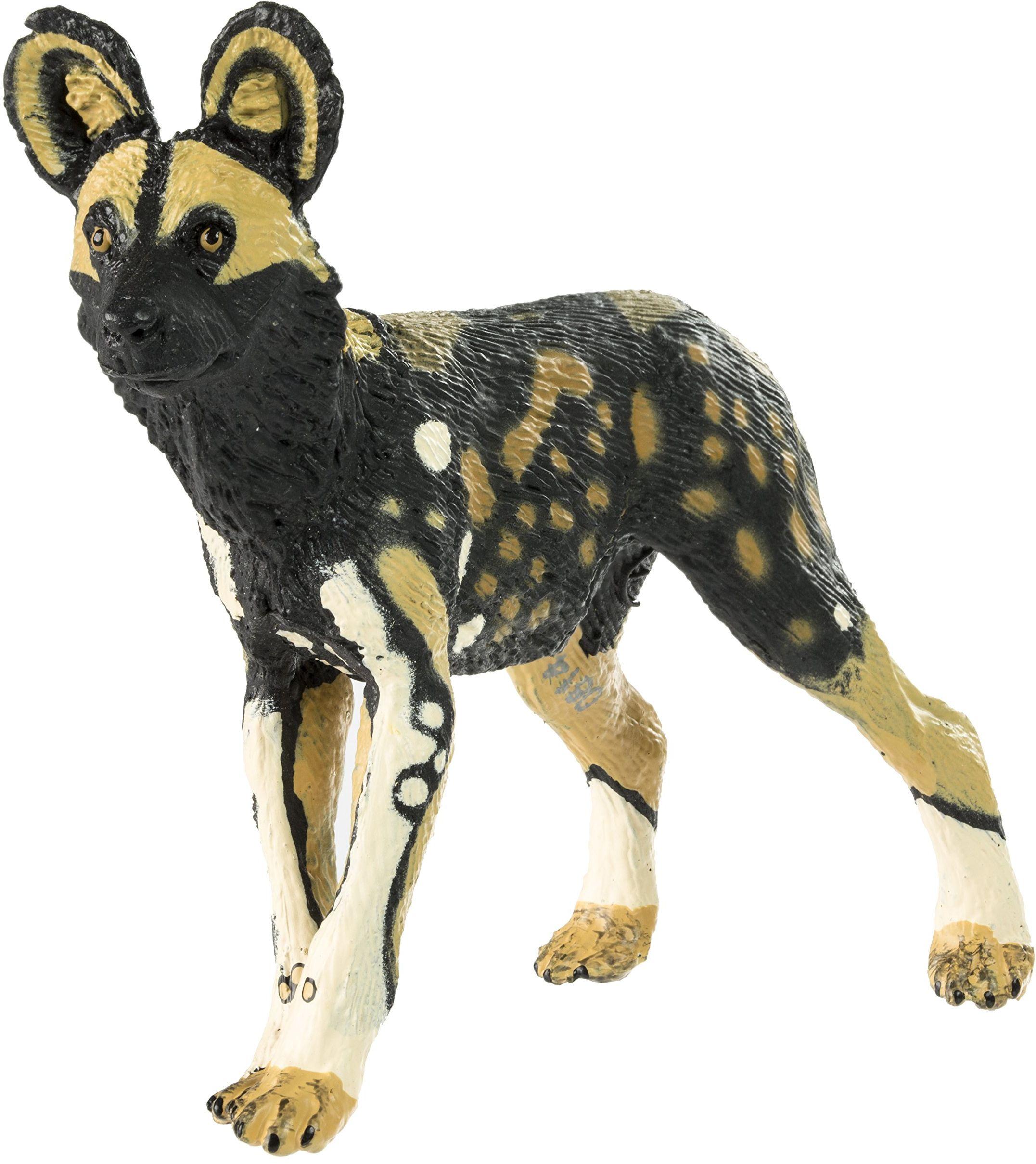 Toob Safari seria dzikich zwierząt dżungla afrykański dziki pies