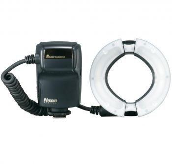 Lampa błyskowa pierścieniowa Nissin ring flash MF18 Nikon