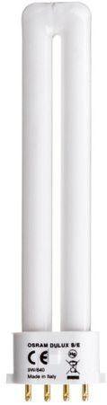 Świetlówka kompaktowa 2G7 9W 840 230V 4000K LUMILUX DULUX S/E 4050300020174