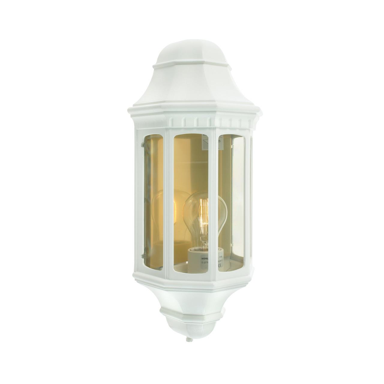 Lampa ścienna GENOVA 170W -Norlys  SPRAWDŹ RABATY  5-10-15-20 % w koszyku