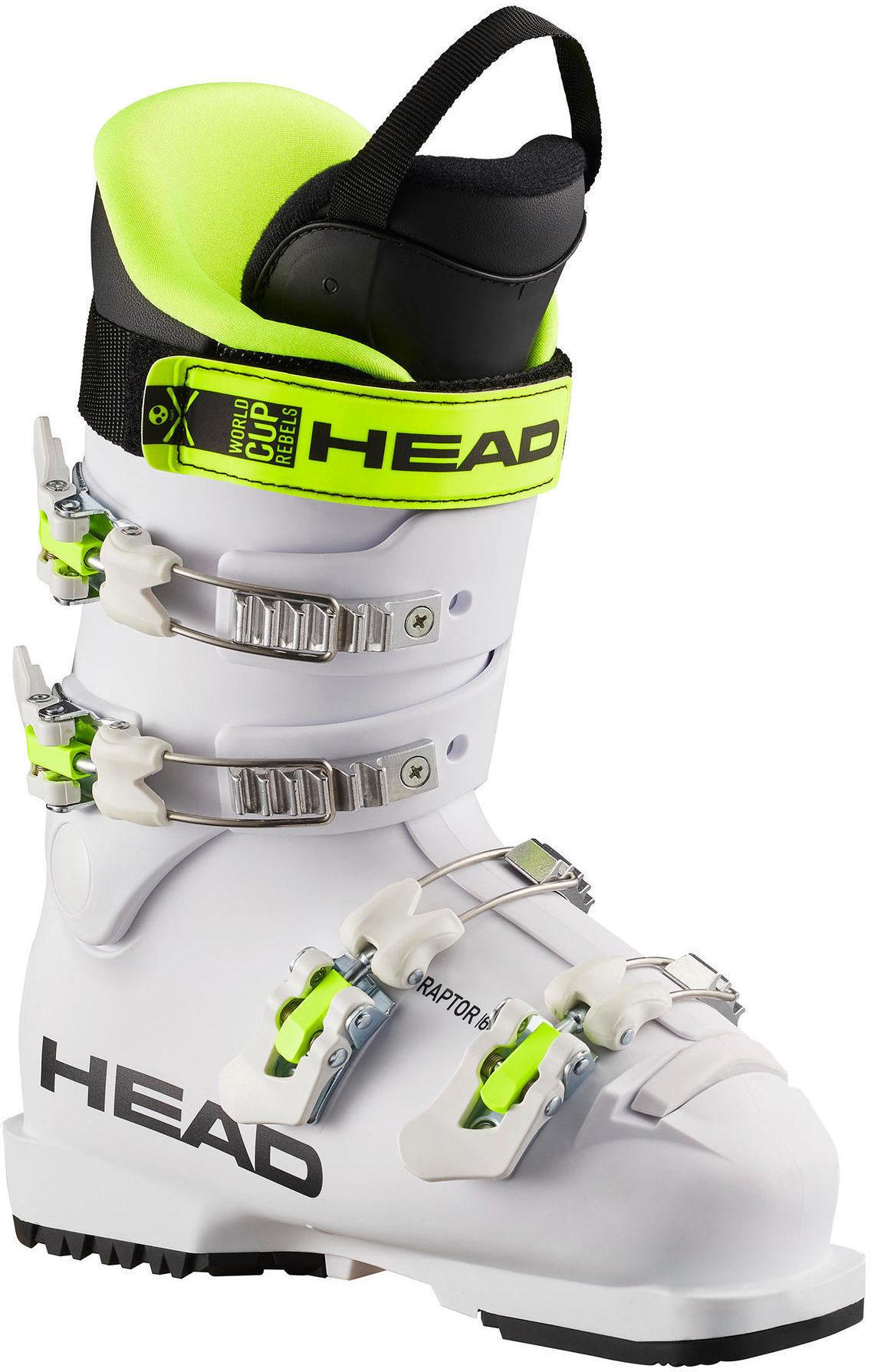 Buty narciarskie dla dzieci HEAD RAPTOR flex 60