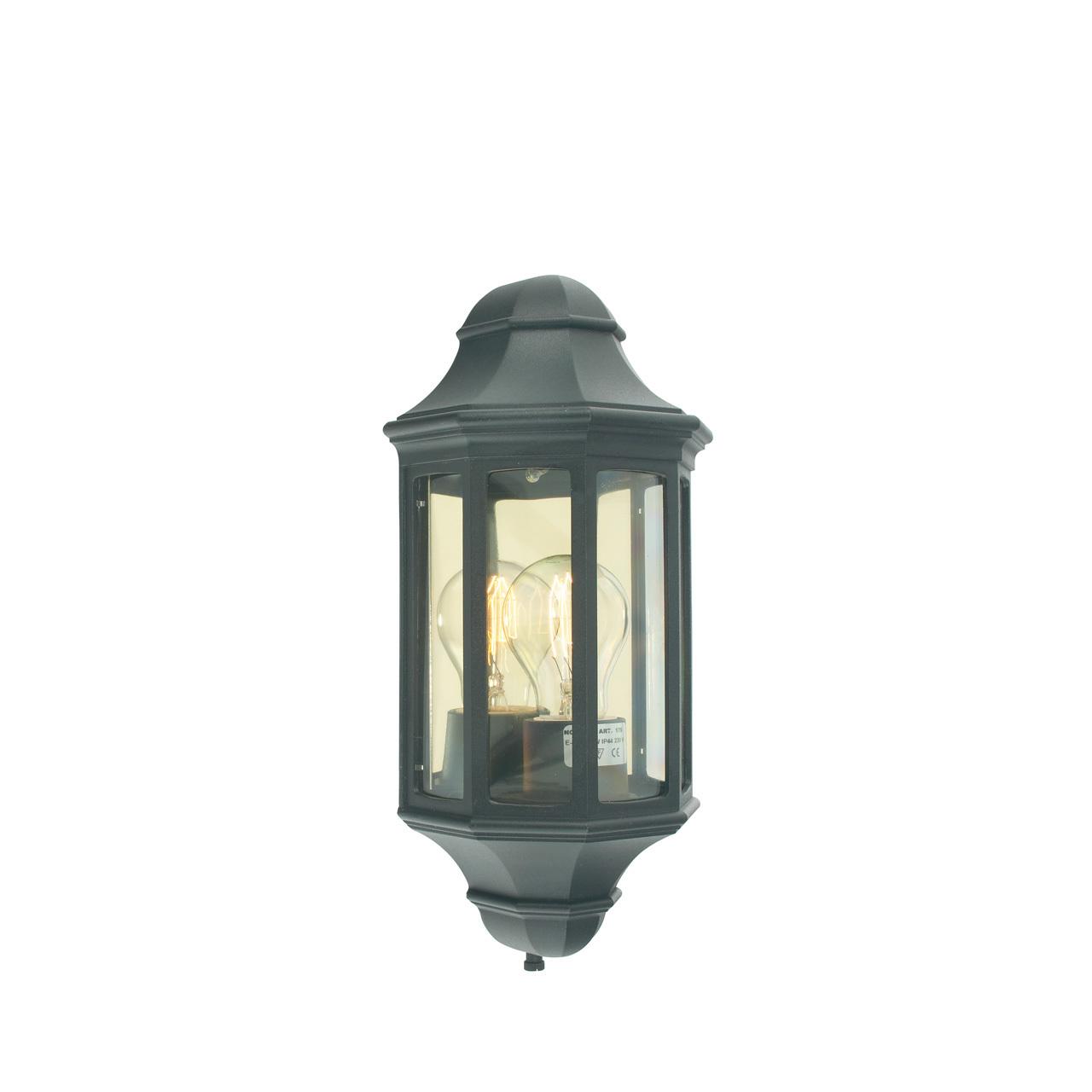 Lampa ścienna GENOVA MINI 175B -Norlys  SPRAWDŹ RABATY  5-10-15-20 % w koszyku