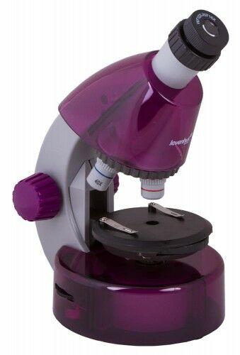 Mikroskop Levenhuk LabZZ M101 Amethyst Ametyst