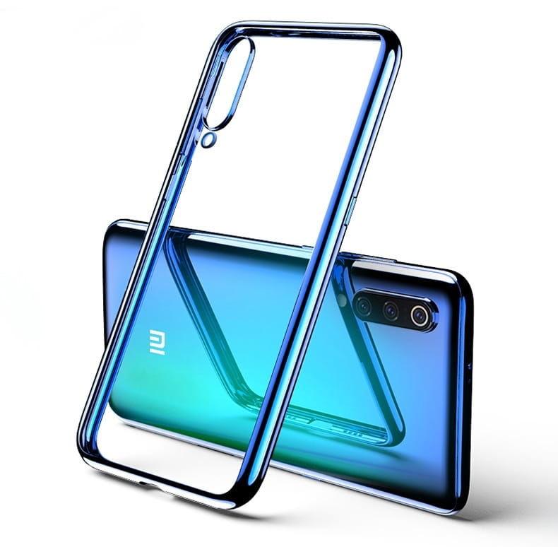 Etui Blue Hybrid Huawei P30 Pro