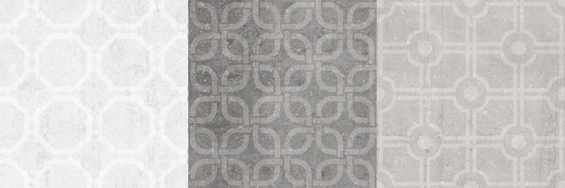 Azur Decor 25,1x75,6 płytki ścienne patchwork