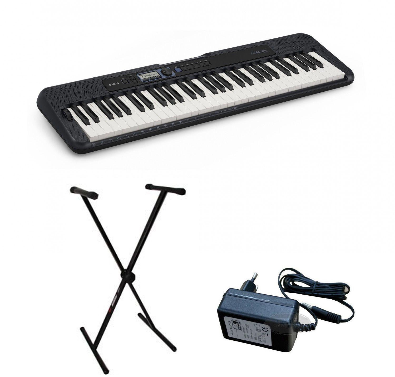 CASIO CT-S300 - keyboard + statyw - Raty 30x0%!