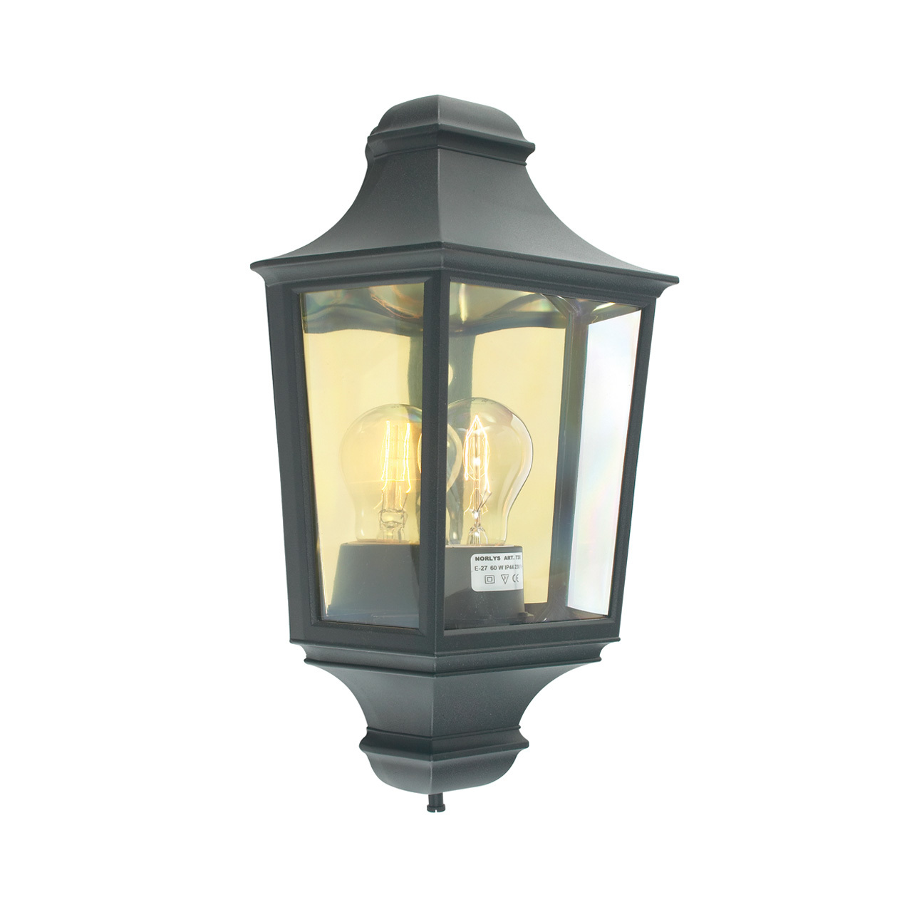 Lampa ścienna GLASGOW 730B -Norlys