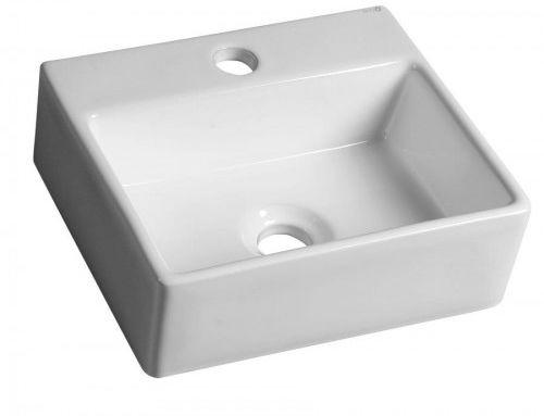 Umywalka GIULIA 33,5x11,5x29cm, biała