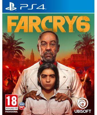 Gra PS4 Far Cry 6. > DARMOWA DOSTAWA ODBIÓR W 29 MIN DOGODNE RATY