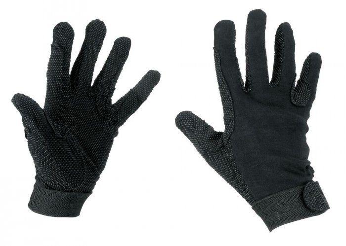 Rękawiczki jeździeckie Cotton Jersey - Covalliero