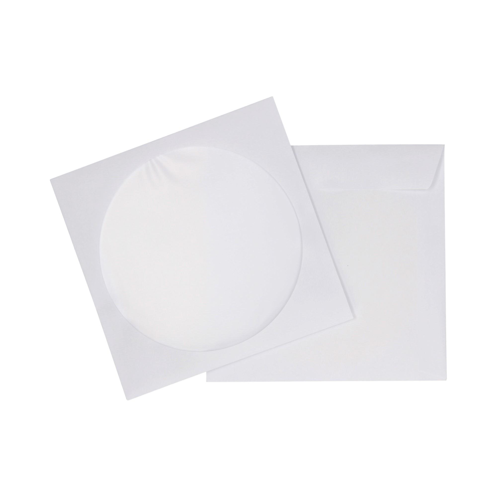 Koperty CD białe SK K10 okno