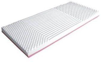 Materac piankowy p/odl. Bioflote TMS 300/bawełna