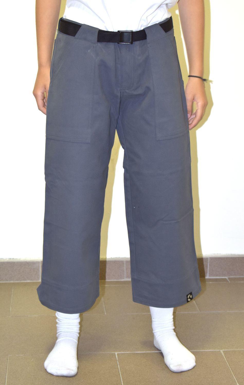 3/4 spodnie damskie UAX DIVKAPRI Grey