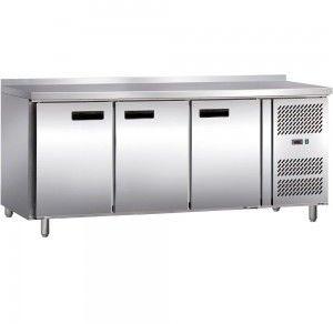 Stół chłodniczy 3-drzwiowy 1795x700x860 h Stalgast 841036