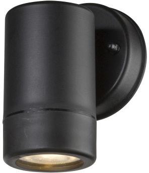 Globo COTOPA 32005-1 kinkiet lampa zewnętrzna czarna 1xGU10 5W IP44 12,2cm IP44