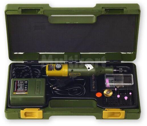 Wiertarka miniaturowa Proxxon 50/E z wyposażeniem