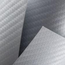 Karton ozdobny A4 Premium Batik srebro 20 szt