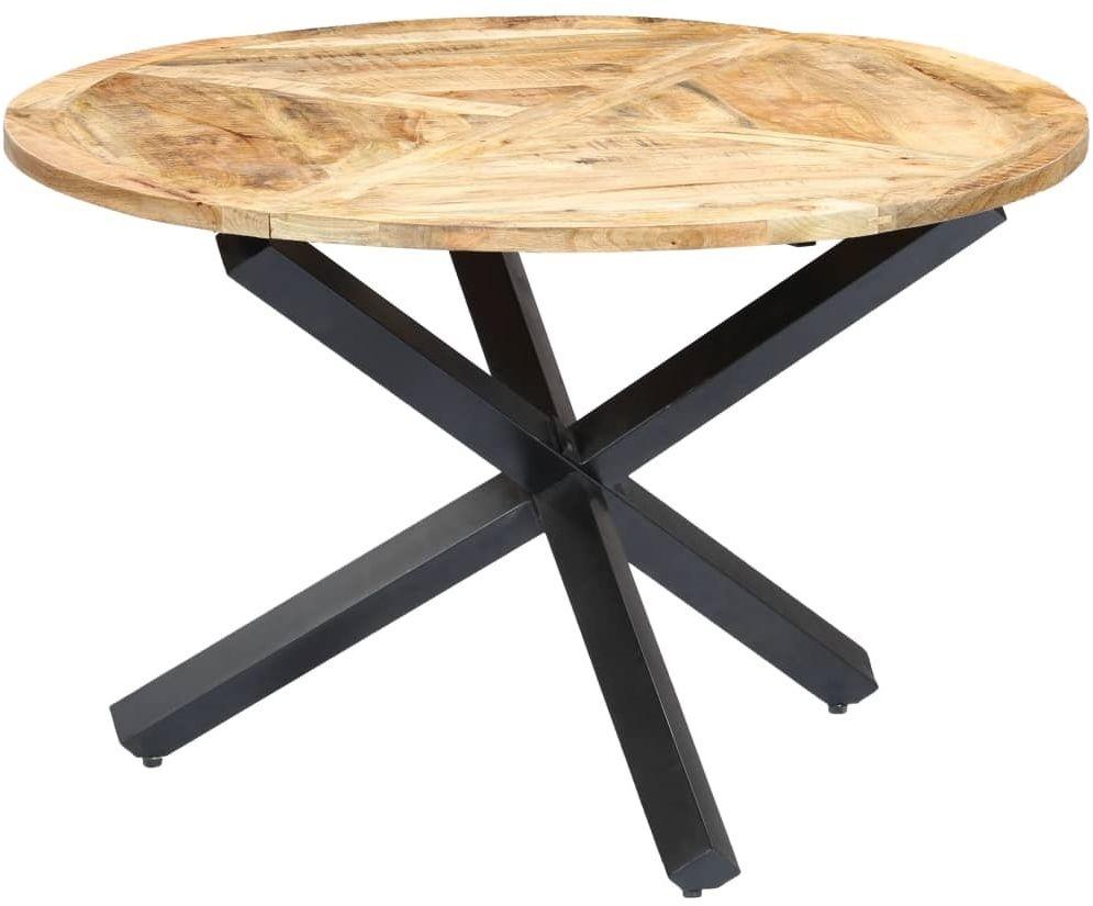 Okrągły stół z drewna mango  Gebel 2X