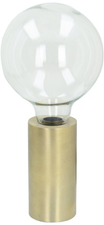 Lampa Wiki gold 42cm