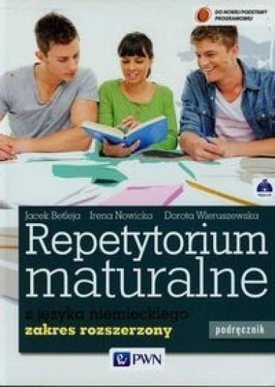 Repetytorium maturalne z języka niemieckiego ZR+CD - Jacek Betleja, Irena Nowicka, Dorota Wieruszewska