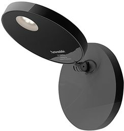 Artemide Demetra LED z przełącznikiem 9 W, czarny
