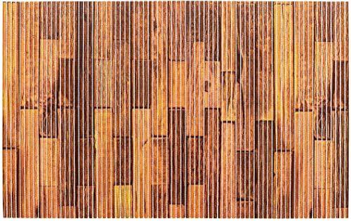 WENKO Lambris, 50 x 80 cm, mata łazienkowa, mata kuchenna, tworzywo sztuczne, wielokolorowa, 50 x 0 x 80 cm