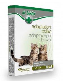 Obroża adaptacyjna dr Seidla dla kotów 35 cm