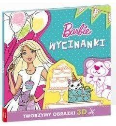 Barbie Wycinanki - praca zbiorowa