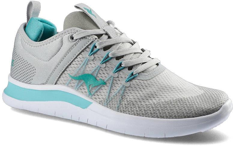 Sneakersy KANGAROSS 39136 000 2035 Kg-Nimble Vapor Grey/Turquoise