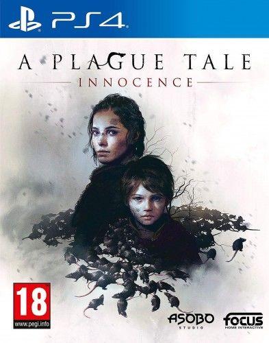 A Plague Tale Innocence PS 4