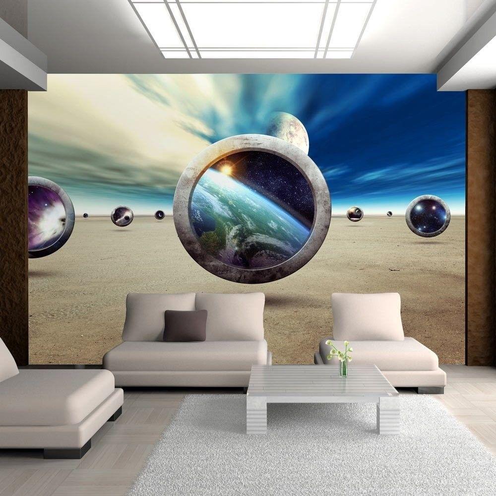 Fototapeta - spacer planet