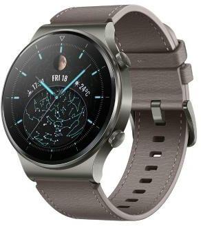 Huawei WATCH GT 2 Pro (srebrny) - Raty 10x0% - szybka wysyłka!