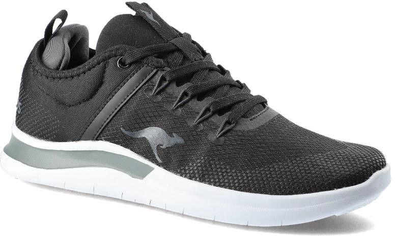 Sneakersy KANGAROSS 39136 000 5003 Jet Black/Steel Grey