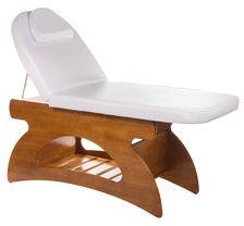 Łóżko kosmetyczne do masażu BD-8241 Orzech