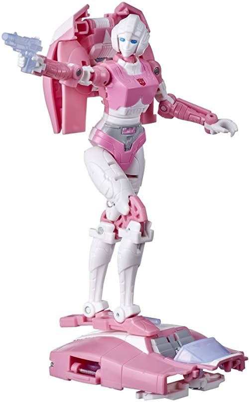 Hasbro Collectibles - Transformers Generations War For Cybertron K Deluxe Arcee