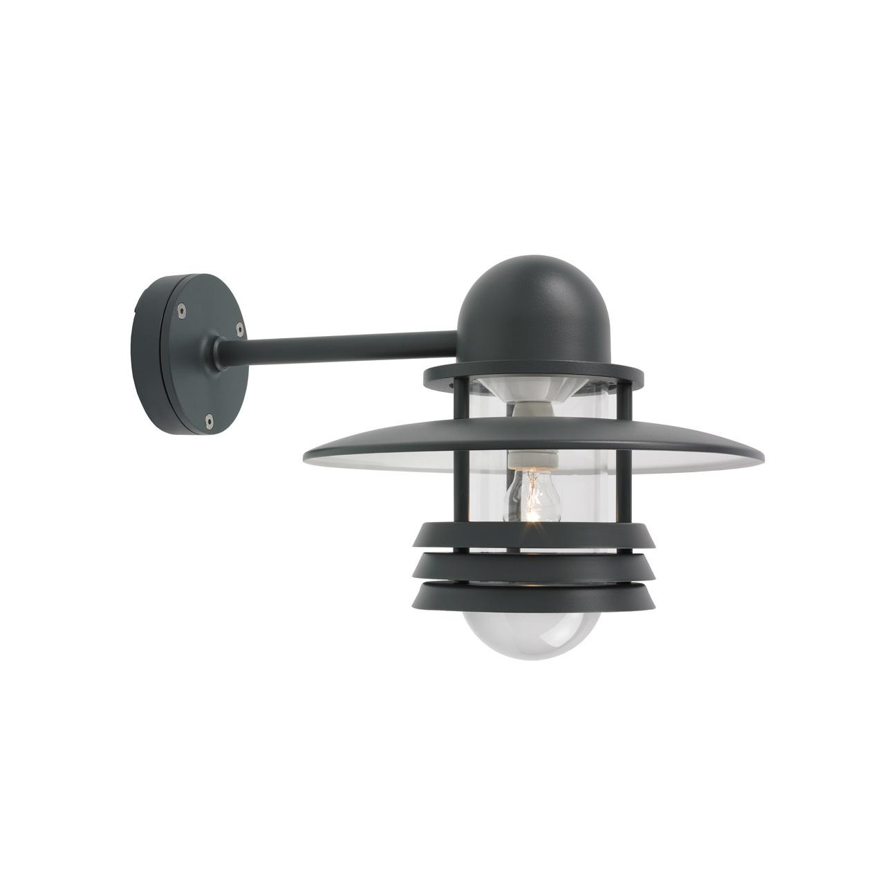 Lampa ścienna HELSINKI 886GR -Norlys  SPRAWDŹ RABATY  5-10-15-20 % w koszyku