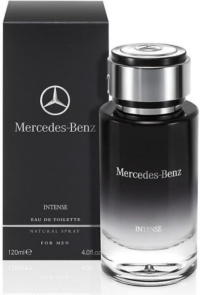 Mercedes - Benz Intense Men woda toaletowa 120 ml