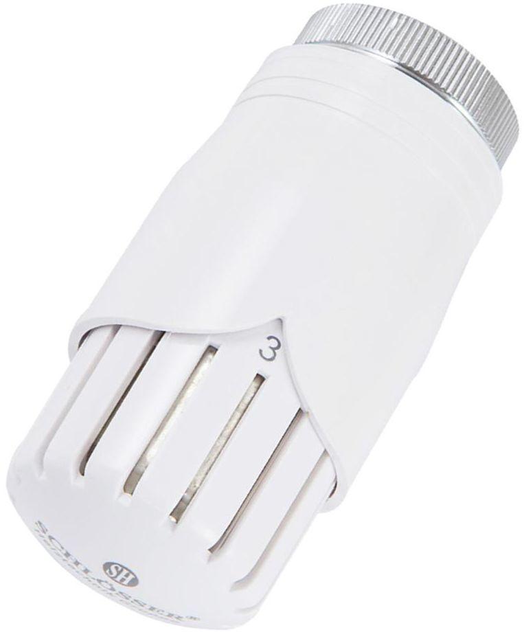 Głowica termostatyczna M30 x 1.5 mm DIAMANT BIAŁA SCHLOSSER