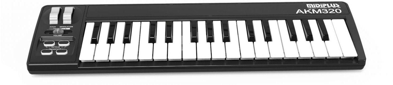 MIDIPLUS- AKM 320 - klawiatura sterująca