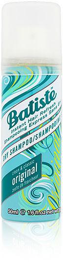 Batiste Original Suchy szampon o zapachu cytrusowym 50 ml