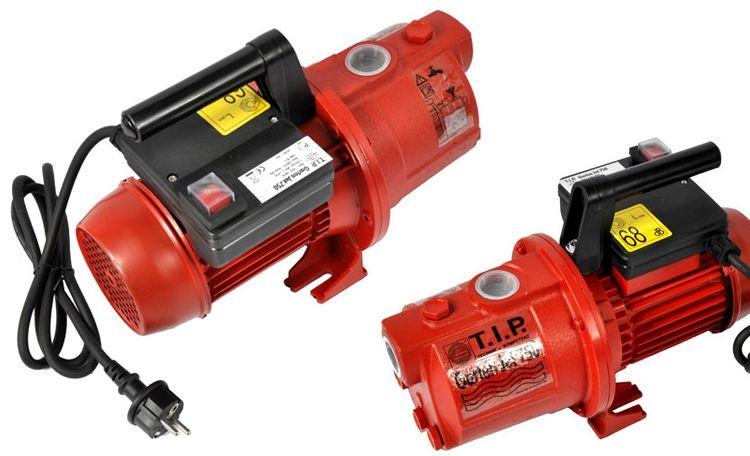 Pompa ogrodowa do wody 600W 2800l/h nawadniająca