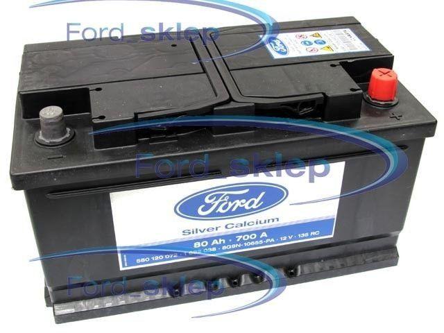 akumulator Ford SLI - 80AH 700A / 1917574