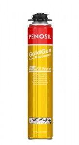 Niskoprężna pianka montażowa Penosil Gold Low Expansion