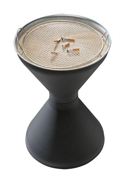 Popielnica napełniana piaskiem o średnicy 400mm