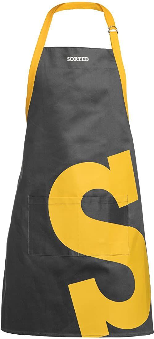 Premier Housewares sortowany fartuch - czarny/żółty