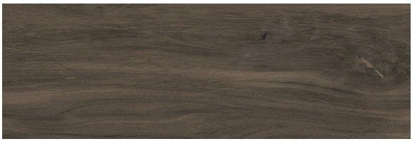 Gres Abrigo Ceramika Gres 20 x 60 cm ciemny brązowy 1,44 m2