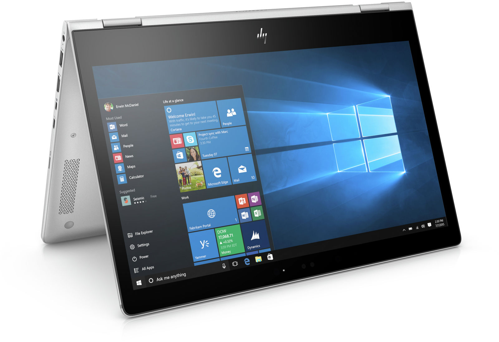 HP EliteBook x360 1030 G2 4BB01ECR