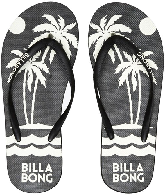 Billabong DAMA black japonki